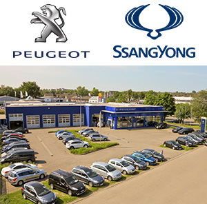 Peugeot Ssang Yong | Automobile Maibom GmbH & Co KG